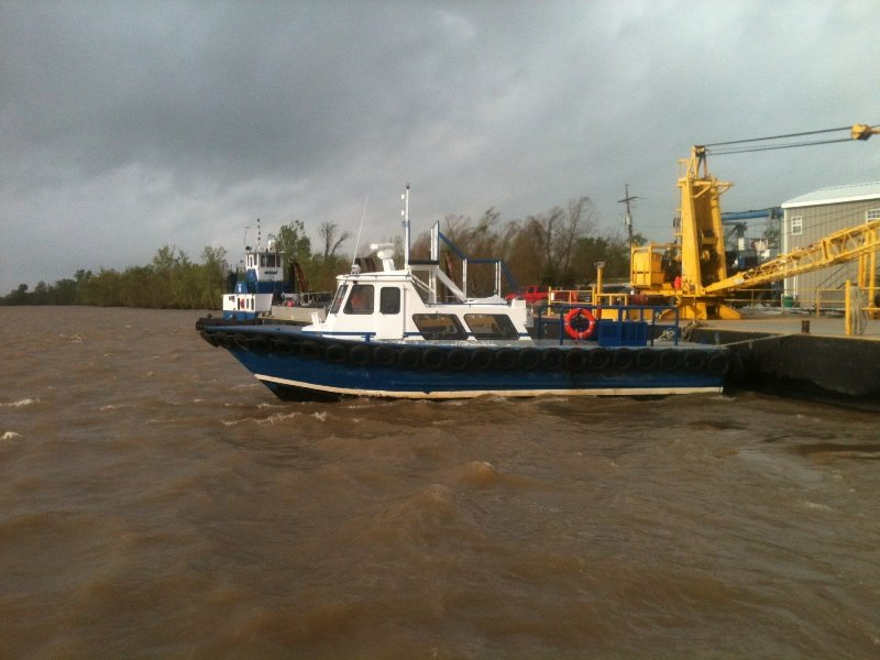 650 hp workboat