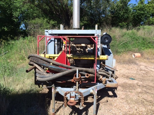 gaso 1654 mud pump