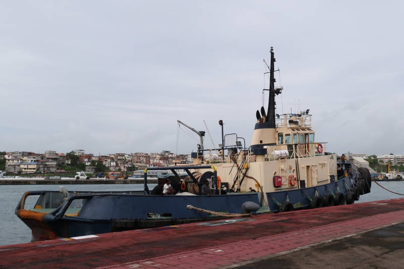 tug and barge charter
