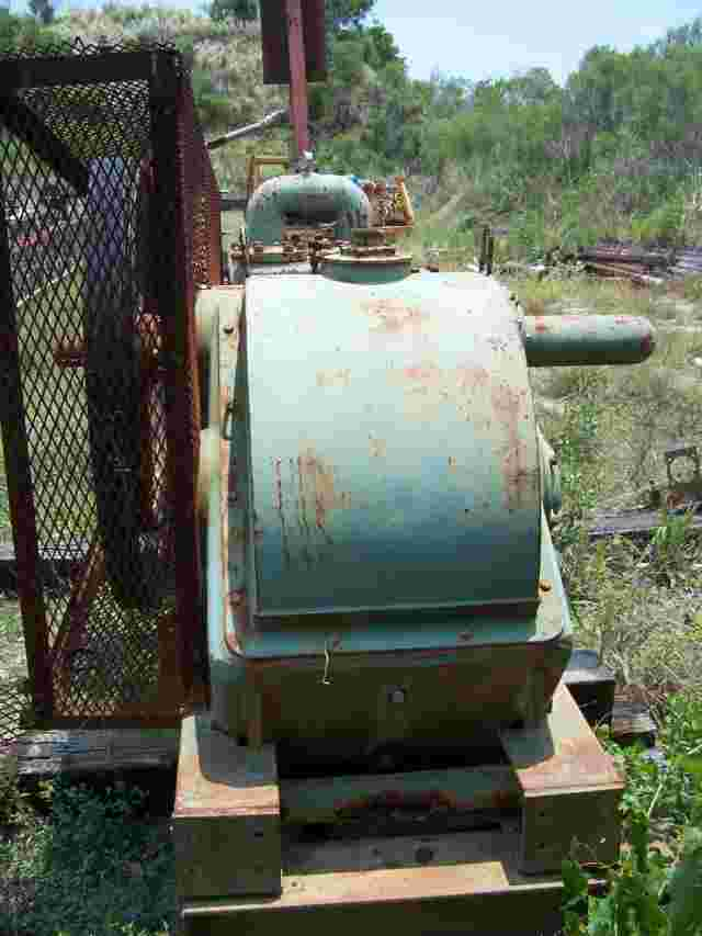 gardner denver 7-1/2 x 10 mud pump fxo 172