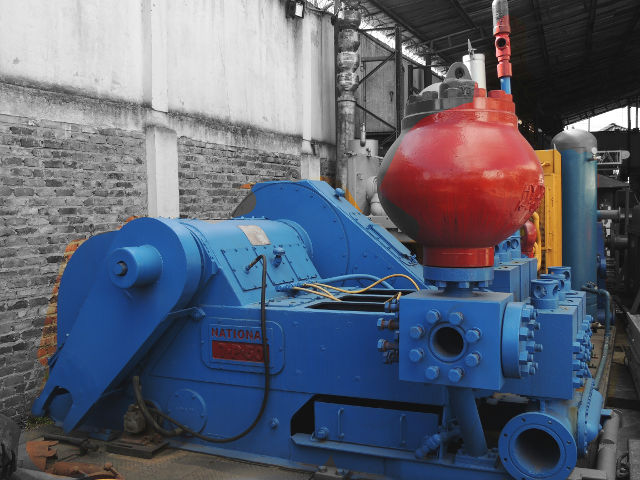 national 7p50 mud pump